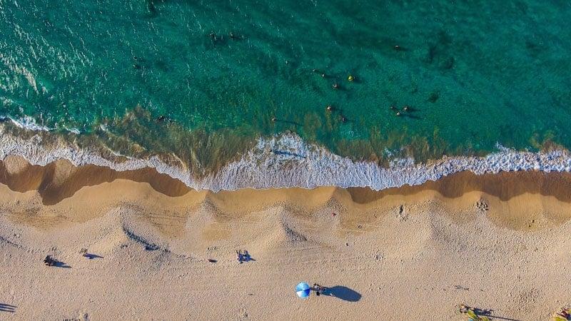 Condado Beach in San Juan, Puerto Rico