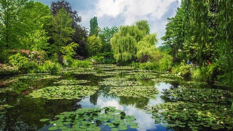 Monet Gardens in Giverny, France - Viking River Cruise Paris to Normandy