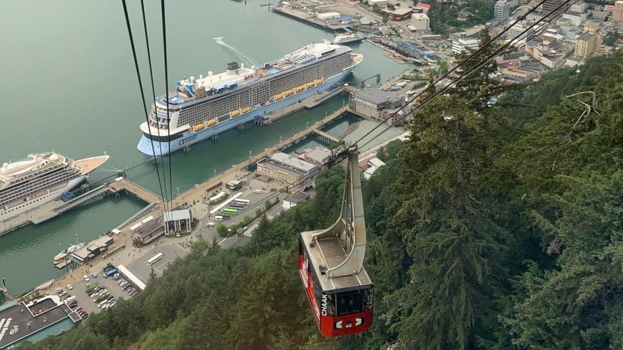 Mount Roberts Tramway in Juneau, Alaska attractions