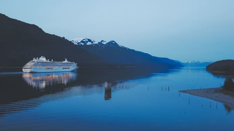 Alaska cruise ship - Cruises from Vancouver, BC