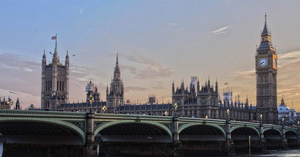 London Parliament in England