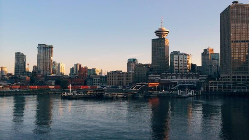 Vancouver Cruise Terminal, British Columbia