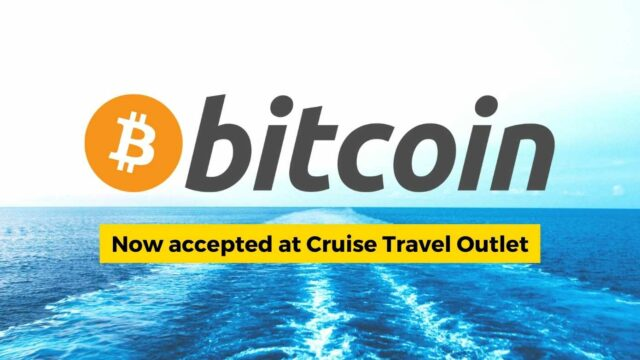 President of Cruise Travel Outlet Says the Agency Has Started Accepting Bitcoin as Payment